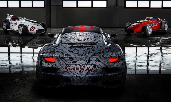 เท่ทุกกระเบียดนิ้ว! Maserati MC20 ต้นแบบสุดสเปเชียลรำลึกถึงนักแข่งระดับตำนาน