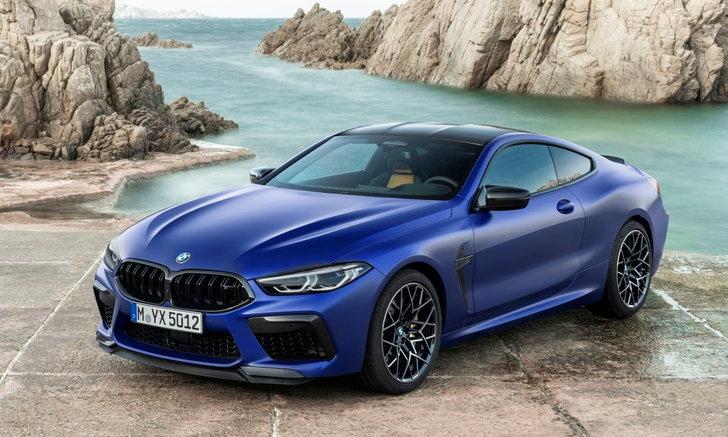 ราคารถใหม่ BMW ในตลาดรถยนต์ประจำเดือนมิถุนายน 2563