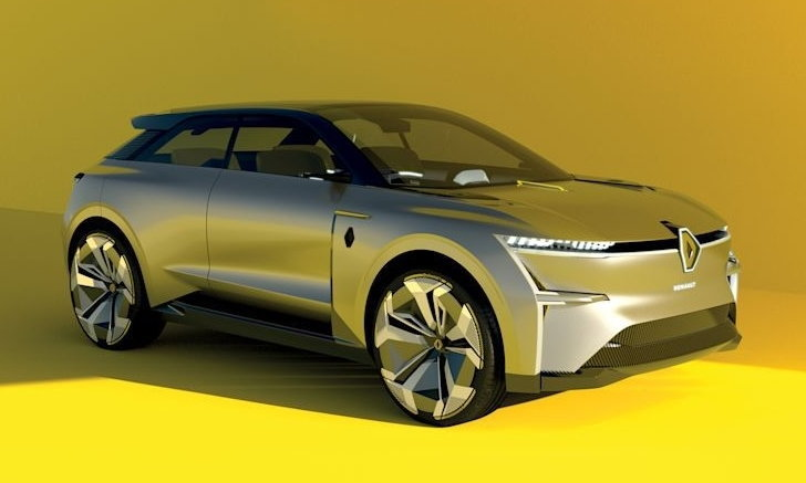 ล้ำไปอีก! รถใหม่ Renault Morphoz Concept อเนกประสงค์เปลี่ยนตัวเองได้ตามการใช้งาน
