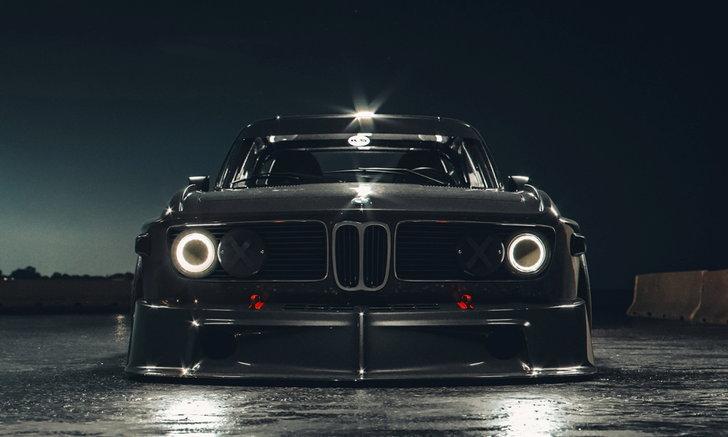รถแบทแมน! BMW 3.0 CSL IMSA ความเท่ระดับพระกาฬสำหรับซูเปอร์ฮีโร่ที่แท้ทรู