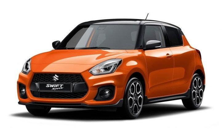 มาแน่พฤษภาคมนี้! เผยโฉม Suzuki Swift Sport Series II 2020 ที่ออสเตรเลีย