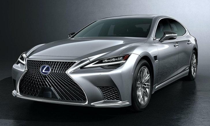 เทคโนโลยีใหม่เพียบ! Lexus LS 2021 ไมเนอร์เชนจ์ พร้อมขายช่วงสิ้นปี