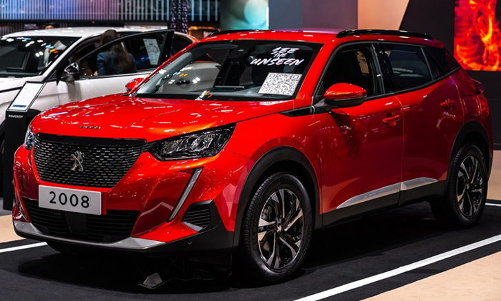 มอเตอร์โชว์ 2020 : เผยโฉมสุดจี๊ด Peugeot 2008 ใหม่ ก่อนเปิดตัวทางการปลายปีนี้