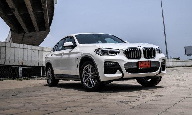 ราคารถใหม่ BMW ในตลาดรถยนต์ประจำเดือนสิงหาคม 2563