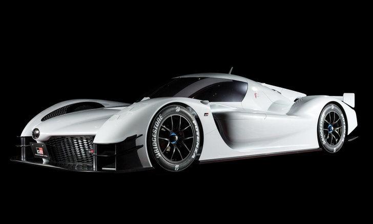 สนั่นโลก! Toyota Gazoo Racing GR Super Sport Concept ราคา 67 ล้านกำลังจะเปิดตัว