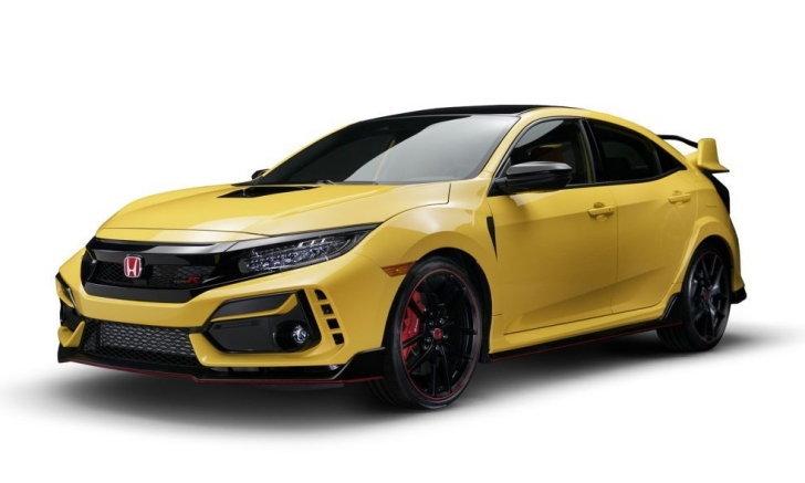 หมดเกลี้ยงใน 4 นาที! Honda Civic Type R Limited Edition เปิดตัวแล้วที่แคนาดา