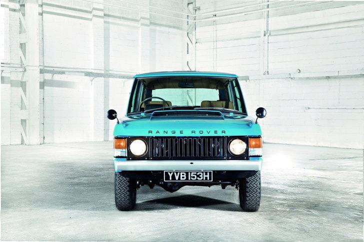 Range Rover Classic เมื่อ 20 ปีที่แล้ว