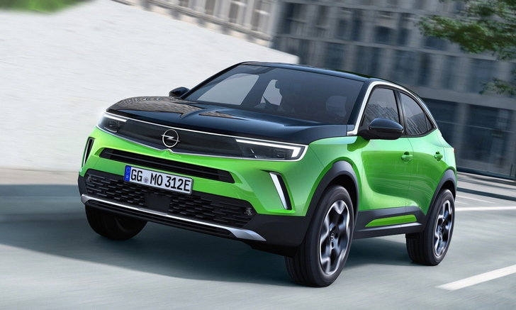 ครั้งแรกของรุ่น! Opel / Vauxhall Mokka รถครอสโอเวอร์เพิ่มขุมกำลังไฟฟ้าล้วน