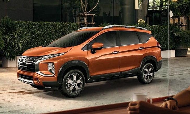ราคารถใหม่ Mitsubishi ในตลาดรถยนต์ประจำเดือนกรกฎาคม 2563