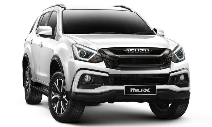 ราคารถใหม่ Isuzu ในตลาดรถประจำเดือนกรกฎาคม 2563
