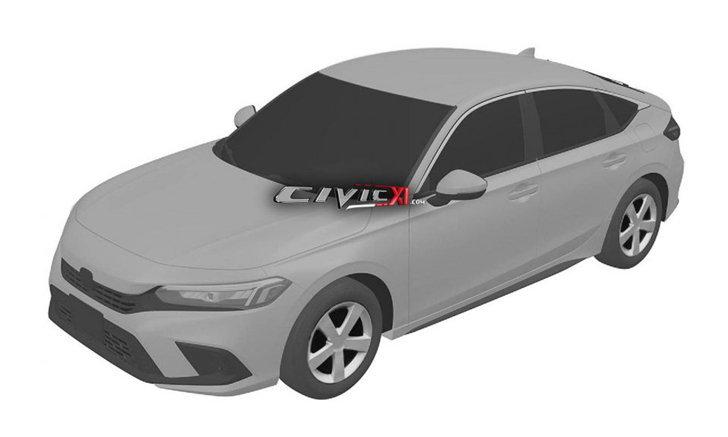 เรียกน้ำย่อย! Civic Hatchback 2022 จะเปลี่ยนไปมากขนาดไหน? ชมได้จากภาพชุดนี้