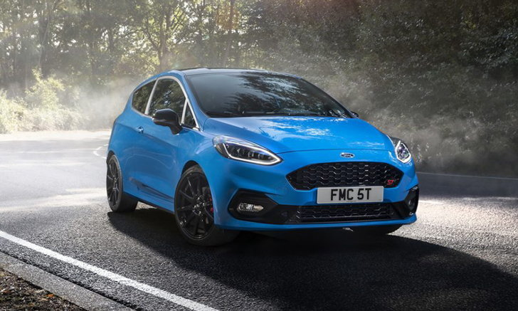 มีแค่ 500 คันในยุโรป! Ford Fiesta ST Edition อีกระดับของประสบการณ์ขับขี่แบบสปอร์ต