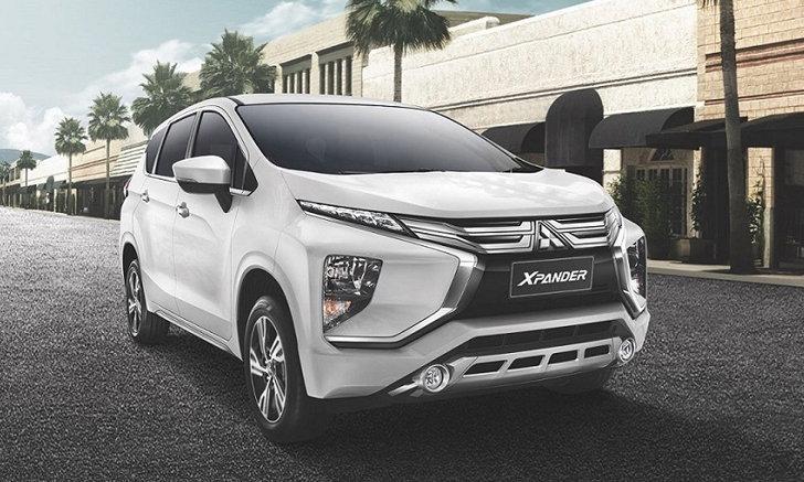 สิ้นสุดการรอคอย! เปิดตัว Mitsubishi Xpander ไมเนอร์เชนจ์ใหม่เริ่มต้น 789,000 บาท
