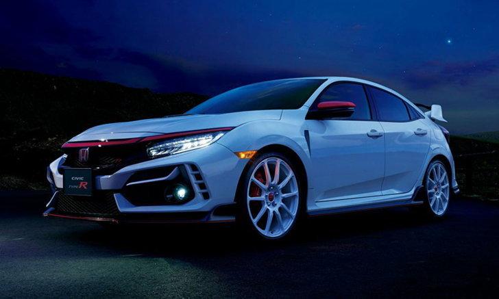 งามหยด! Honda Civic Type R 2021 เฉียบคมขึ้นด้วยชุดแต่งแท้จาก Honda Access