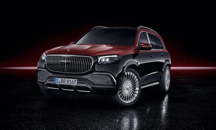 เตรียมเงินรอ! Mercedes-Maybach GLS 2021 ประกาศราคาอย่างเป็นทางการในสหรัฐฯ