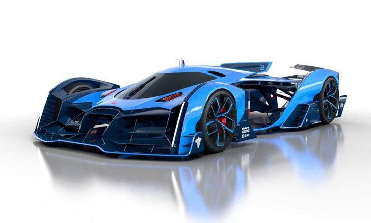 เรียกน้ำย่อย! Bugatti เผยทีเซอร์ที่คาดว่าจะเป็นรถวิ่งบนสนามสุดเอ็กซ์ตรีม