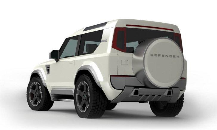 เครื่อง 3 สูบ! Land Rover จ่อเปิดตัวรุ่นประหยัดราคาเพียงหนึ่งล้าน