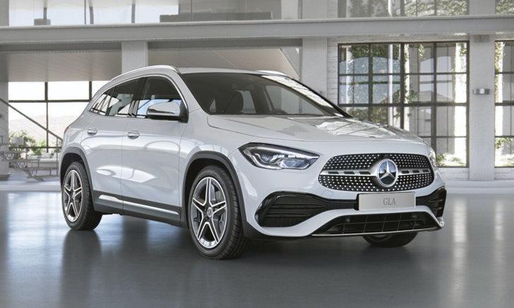 Mercedes-Benz GLA200 AMG Dynamic 2021 ใหม่ เคาะราคา 2,399,000 บาท