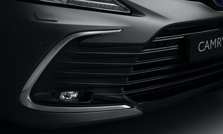 Toyota Camry Hybrid 2021 (EU Spec)