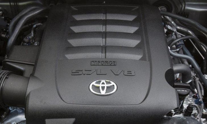ข่าวลือหนาหู! Toyota ยุติการใช้ขุมพลังจากเครื่องยนต์ V8 แล้ว