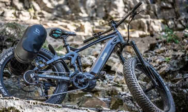 ลุยสายสองล้อ! Jeep เตรียมเข็นจักรยานไฟฟ้าออฟโรดวางจำหน่ายในเร็ววันนี้