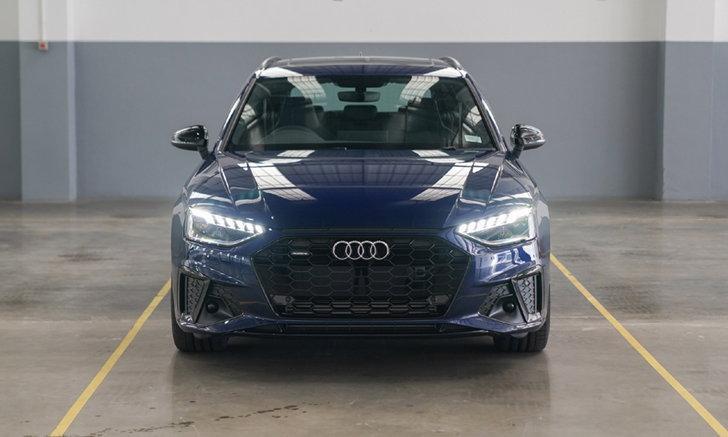 ปรับโฉมเพิ่มออปชั่นเพียบ! Audi A4 Avant Black Edition 2020 รุ่นไมเนอร์เชนจ์