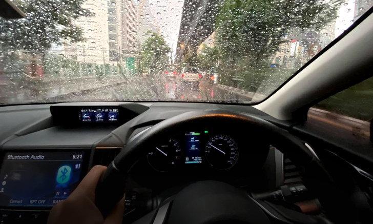 5 สิ่งสำคัญ ที่ควรตรวจเช็ค การใช้รถในหน้าฝน