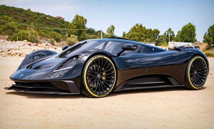 ไม่เหลือเค้าเดิม! Ares จับ Corvette C8 แปลงร่างเป็นซูเปอร์คาร์ 705 แรงม้า