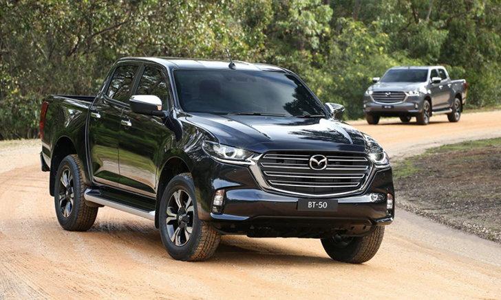 มาแล้วจ้า! All-New Mazda BT-50 เปิดราคาในออสเตรเลีย เริ่มต้น 9.9 แสนบาท