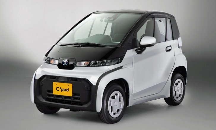 Toyota C+pod 2021 ใหม่ รถยนต์ไฟฟ้าคันจิ๋วเริ่มวางจำหน่ายจริงแล้วที่ญี่ปุ่น
