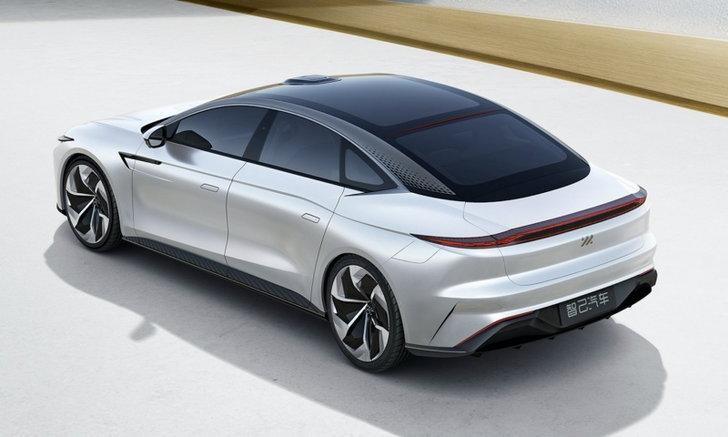 """IM"" รถยนต์ไฟฟ้าจากความร่วมมือของ Alibaba และ SAIC เปิดตัวแล้วในจีน"
