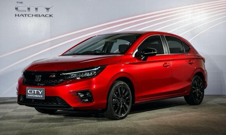 ราคารถใหม่ Honda ในตลาดรถยนต์ประจำเดือนมกราคม 2564