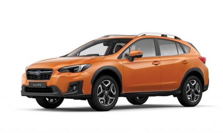 ราคารถใหม่ Subaru ในตลาดรถยนต์เดือนธันวาคม 2563