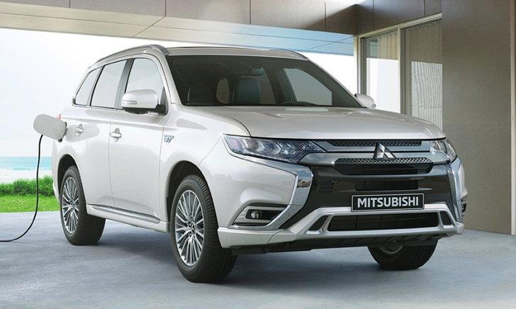 เปิดสเปก Mitsubishi Outlander PHEV 2021 ใหม่ ก่อนเปิดตัวจริง 1 ธ.ค. นี้