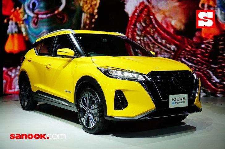 Motor Expo 2020: Nissan Kicks 2021 เพิ่มตัวถังสีเหลือง Sunlight Yellow ใหม่ล่าสุด