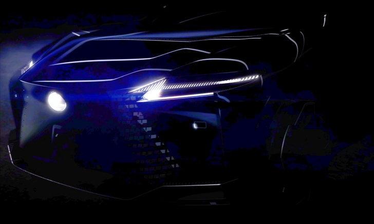 Toyota เผยทีเซอร์เอสยูวีไฟฟ้าบนแพล็ตฟอร์ม e-TNGA ก่อนเปิดตัวจริงเร็วๆ นี้