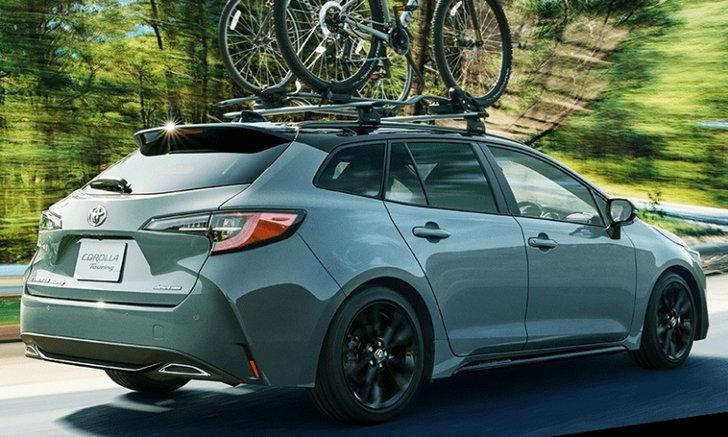 Toyota Corolla Touring Active Ride 2021 ใหม่ รุ่นพิเศษจำกัดเพียง 500 คันที่ญี่ปุ่น