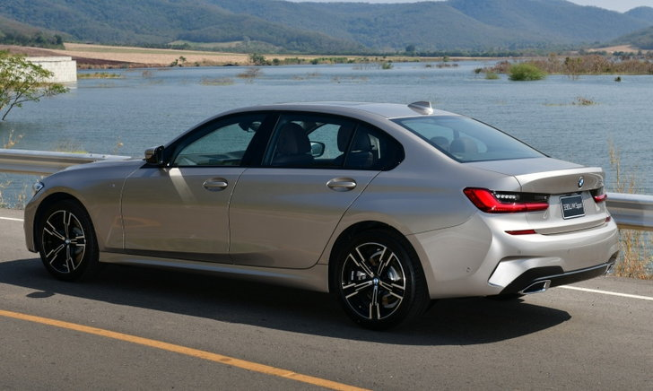 BMW 330Li M Sport 2021 ใหม่ รุ่นฐานล้อยาวเคาะราคาจำหน่าย 2,899,000 บาท