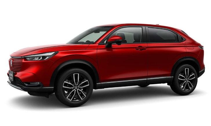 All-new Honda HR-V 2021 ใหม่ เผยโฉมอย่างเป็นทางการครั้งแรกที่ญี่ปุ่น