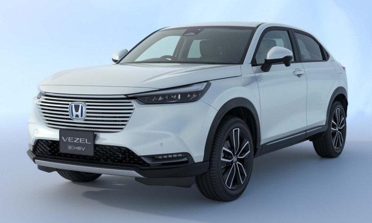 ไปดู All-new Honda HR-V 2021 ใหม่ ทั้ง 11 สีที่ญี่ปุ่น สีไหนสวยสุด?
