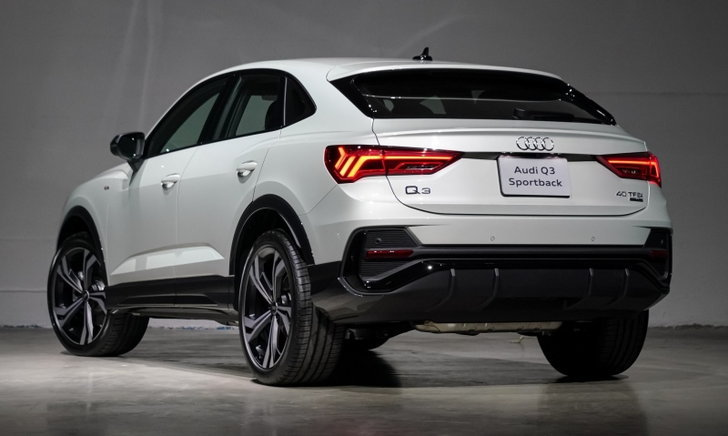 Audi Q3 40 TFSI 2021 ใหม่ ขุมพลังเบนซิน 180 แรงม้า ราคาเริ่ม 2,750,000 บาท