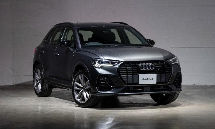 Audi Q3 40 TFSI quattro S line Black Edition