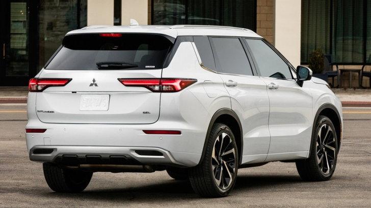 All-new Mitsubishi Outlander 2021 ใหม่ เคาะราคาเริ่มต้น 790,000 บาทในสหรัฐฯ