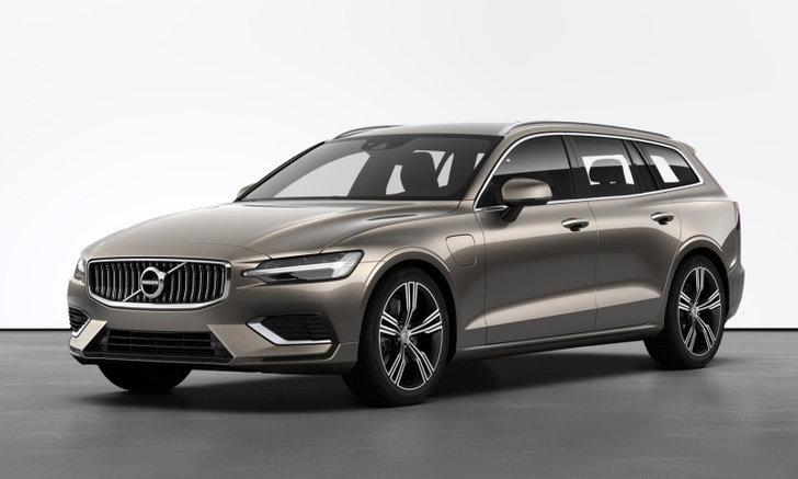 ราคารถใหม่ Volvo ในตลาดรถประจำเดือนมีนาคม 2564