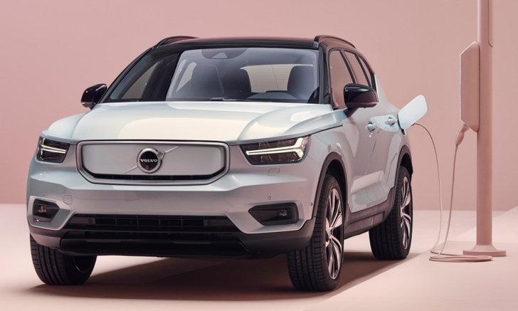 Volvo XC40 Recharge Pure Electric 2021 ใหม่ ขุมพลังไฟฟ้า 100% จ่อเปิดตัวที่มอเตอร์โชว์