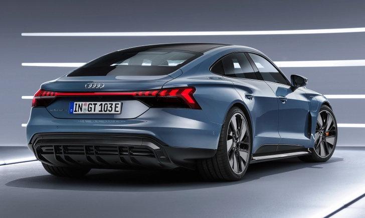 Audi e-tron GT 2021 ใหม่ เตรียมเปิดตัวในไทยครั้งแรก 18 มีนาคมนี้