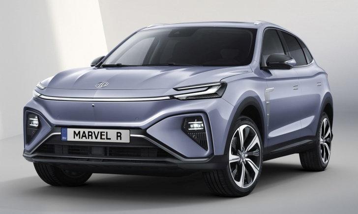 MG Marvel R Electric 2021 ใหม่ เอสยูวีไฟฟ้า Tri-Motor 288 แรงม้าเผยโฉมที่ยุโรป