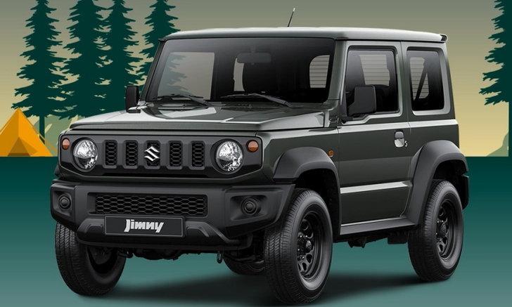 Suzuki Jimny Lite 2022 ใหม่ รุ่นเริ่มต้นพร้อมล้อเหล็ก 15 นิ้ว จ่อเปิดตัวที่ออสเตรเลีย