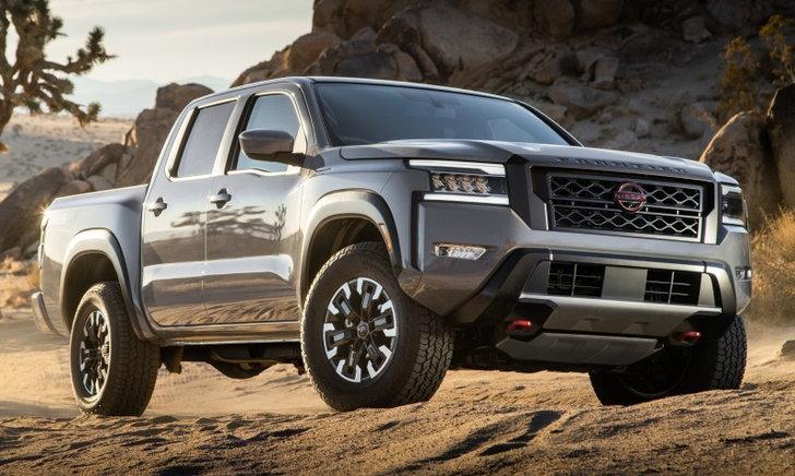All-new Nissan Frontier 2022 ใหม่ เริ่มเดินสายการผลิตแล้วในสหรัฐอเมริกา
