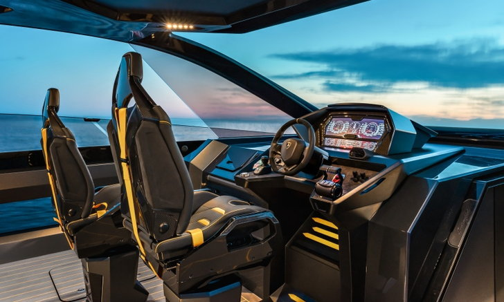 Tecnomar for Lamborghini 63 เรือยอร์ชสุดหรูเริ่มส่งมอบลำแรกถึงมือลูกค้าแล้ว